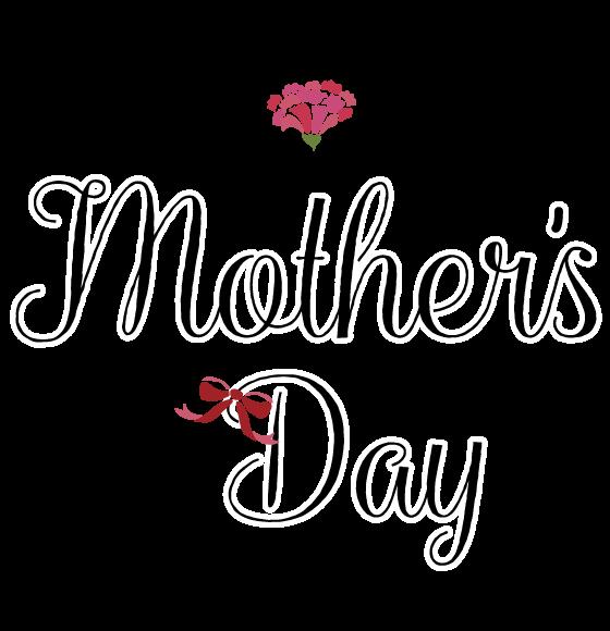 母の日キャンペーンロゴ